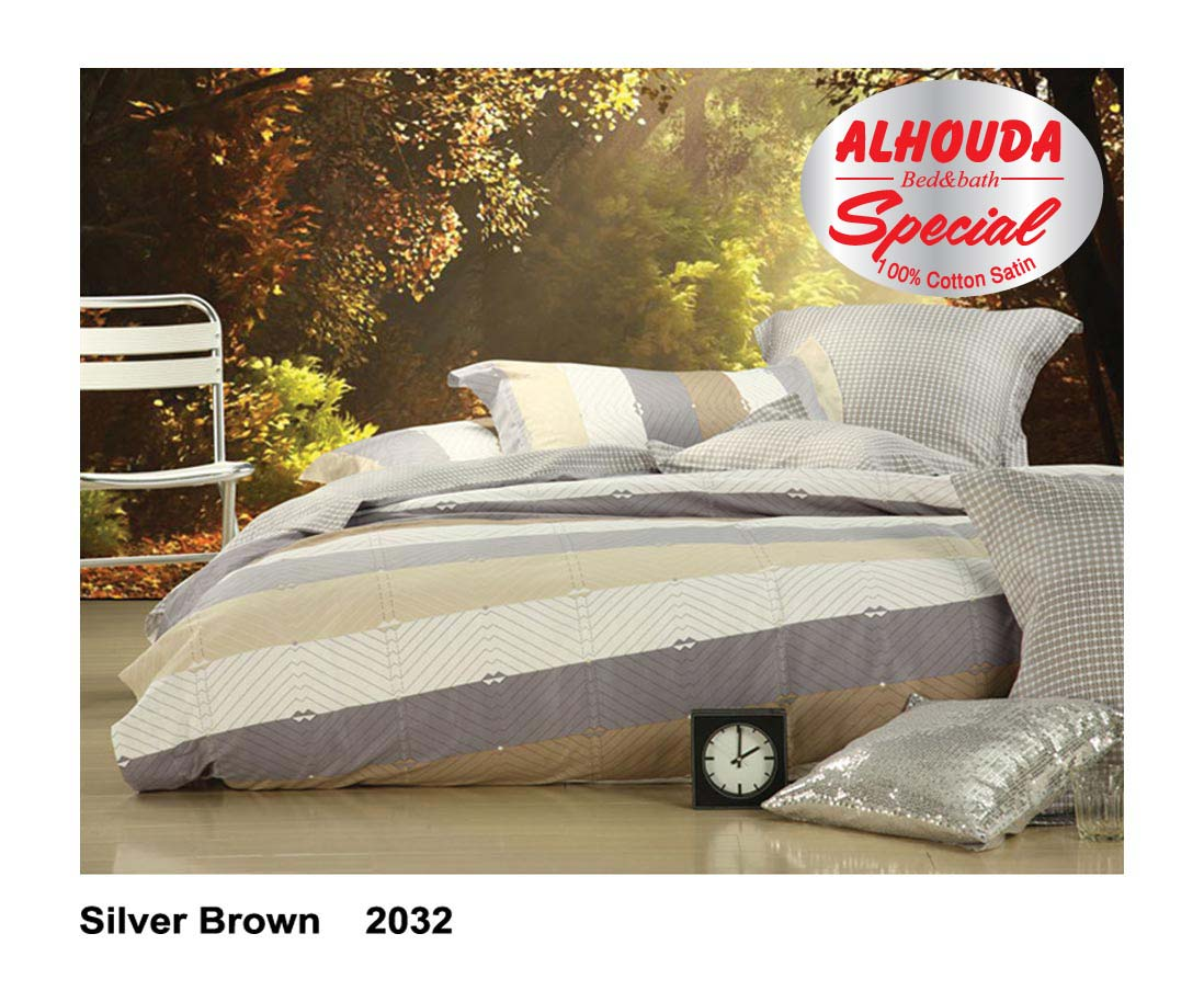 Silver-Brown 2032